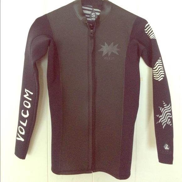 Volcom chesticle wetsuit Top 2c262e3d0f6